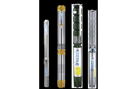 Полная линейка промышленных глубинных насосов Needle мощностью до 110 кВт с гарантией до 4-х лет уже в продаже!